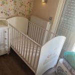Βρεφικό Κρεβάτι & Αλλαξιέρα Μωρού