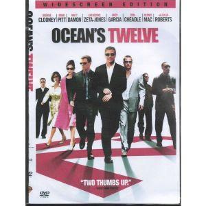 2 DVD / OCEAN S ELEVEN & OCEAN S TWELVE / ORIGINAL DVD