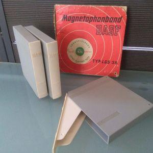 BASF θηκες για πομπινες μαγνητοφωνου