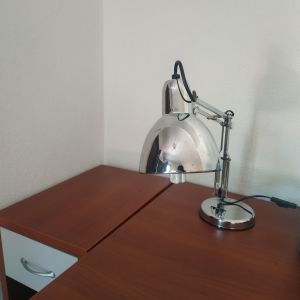 Φωτιστικό γραφείου inox