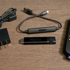 Roku Streaming Stick+ (Model 3810X)