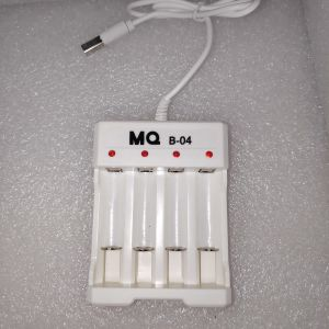 USB Φορτιστης Μπαταριων ΑΑ-ΑΑΑ