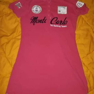 Ροζ μπλουζοφορεμα