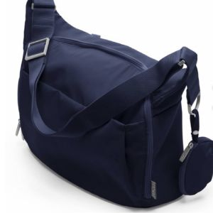 Stokke τσάντα αλλαξιέρα deep blue καινούργια με καρτελάκι