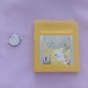 Pokemon yellow!