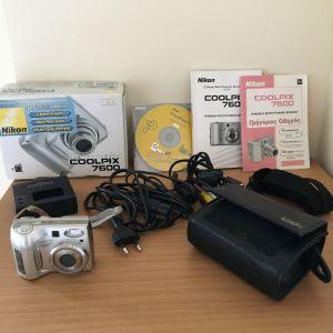 Nikon Coolpix 7600 7,1MP Digital camera
