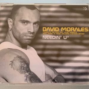 Davis Morales - Needin' u 5-trk cd single