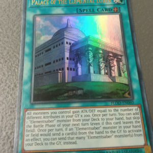 Palace Of The Elemental Lords (Ultra Rare)