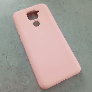 Θήκη Xiaomi Redmi note 9 Ροζ Αχρησιμοποίητη