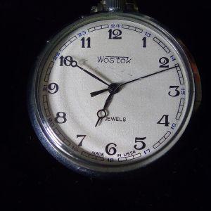 Vintage Wostok Ρωσίας ρολόι .