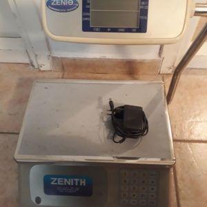 ΖΥΓΑΡΙΑ ZENITH 15kg Ηλεκτρονική