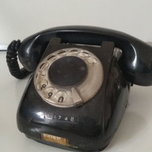 Vintage τηλέφωνο
