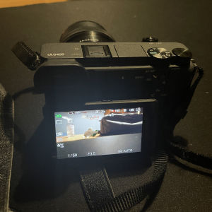 Nikon Sony a6400 kit 16-50mm f/3.5-5.6 ''