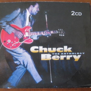 Chuck Berry. THE ANTHOLOGY 2CD