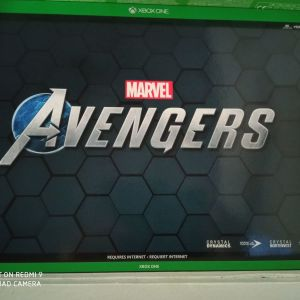 avengers collectors edition xbox one