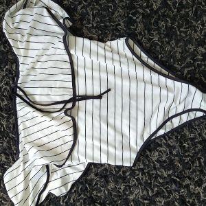 Bodysuit one size strapless Brand new
