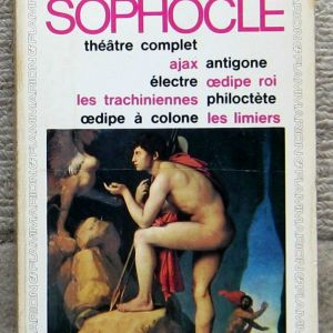 Sophocle - Théâtre complet
