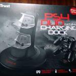PS4 DUO CHARGING DOCK GXT 243 (ΔΙΠΛΗ ΒΑΣΗ ΦΟΡΤΙΣΗΣ ΧΕΙΡΙΣΤΗΡΙΩΝ PS4)