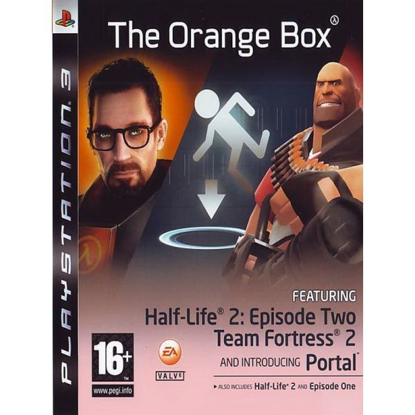 THE ORANGE BOX - PS3