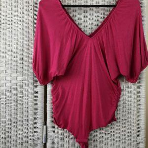 Μπλούζα/ Κορμάκι Pink Woman