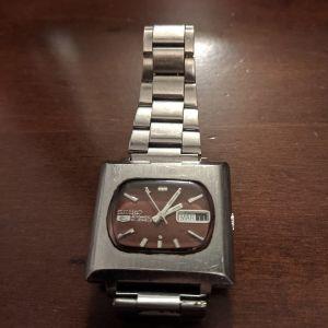 Seiko 5 Τv watch, Automatic.