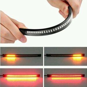 Ελαφριά ταινία σήματος στάσης μοτοσικλέτας ATV καθολική ευέλικτη με 48 LED
