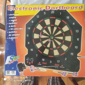 ηλεκτρονικό dartboard