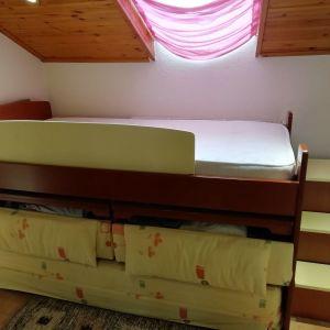 Παιδικό Κρεβάτι με Ράντζο