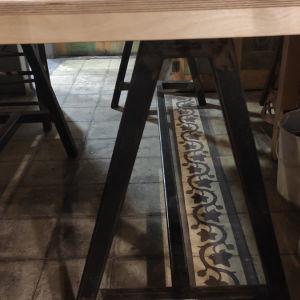 τραπέζι πάγκος διάφορα μεγέθη