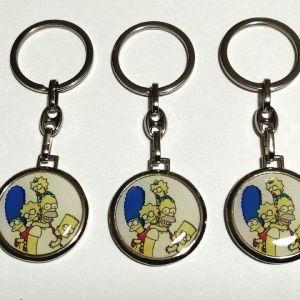 Μπρελόκ Simpsons
