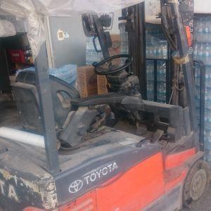 ΚΛΑΡΚ - Toyota SAS 15 '08