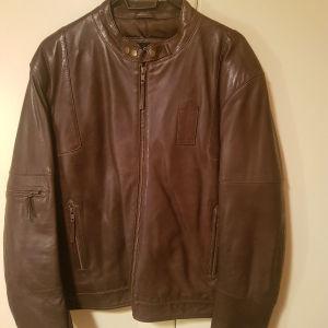 Δερμάτινο Μπουφάν City Leather