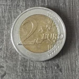 συλλεκτικό 2 ευρο