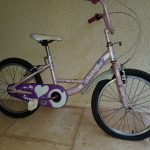 παιδικό ποδήλατο για κορίτσια