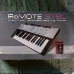 Novation Remote 37SL 37-Key USB Controller Keyboard with AutoMap