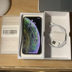 iPhone XS 256gb BLACK 1 ΧΡΟΝΟ ΕΓΓΥΗΣΗ