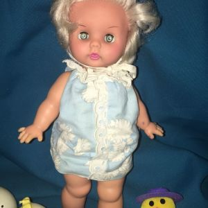 Κούκλα «Μπελλα».Vintage
