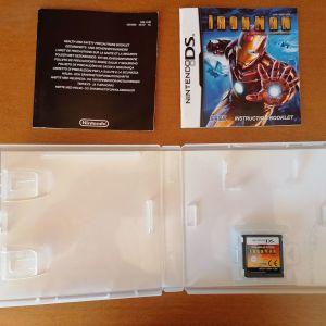 Iron Man Nintendo DS