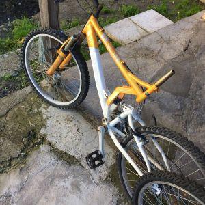 σκελετός ποδηλάτου clermont