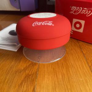 coca cola bluetooth speaker