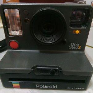 Polaroid φωτογραφική μηχανή σχεδόν αμεταχειριστη