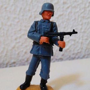 Γερμανός Στρατιώτης Vintage ΄70-΄80 Στρατιωτάκι Timpo