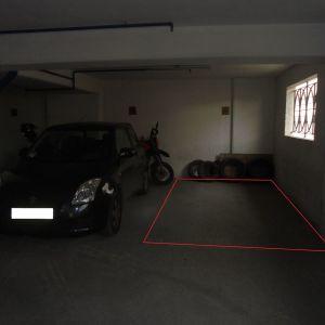 Ενοικίαση κλειστού χώρου στάθμευσης αυτοκινήτου 12 τ.μ.