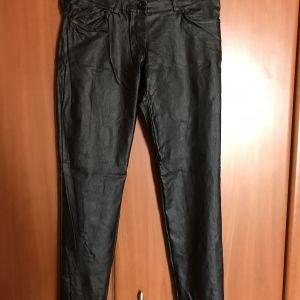 Δερμάτινο παντελόνι καινούργιο
