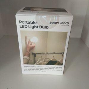 Φορητή λάμπα LED InnovaGoods