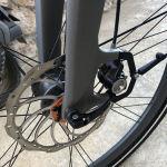 smart ποδήλατο με ηλεκτρική υποβοήθηση της Mercedes.