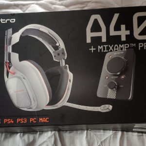 Astro A40 + mixamp pro