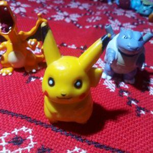 Pokemon φιγούρες mini-συλλεκτικές