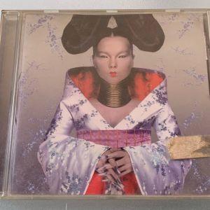 Bjork - Homogenic cd album