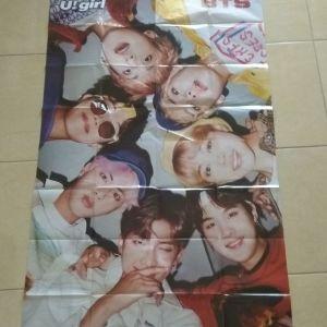 Αφίσα πόρτας BTS